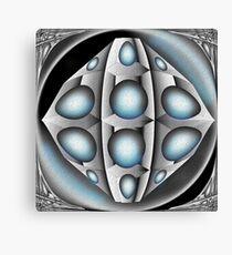 Pendulums Wrinkle Canvas Print