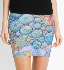 Abstraction #B Mini Skirt