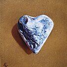 """""""Romantic heart"""" by Elena Kolotusha"""
