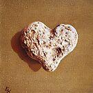"""Wounded heart"" by Elena Kolotusha"