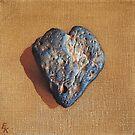"""""""Kind heart"""" by Elena Kolotusha"""