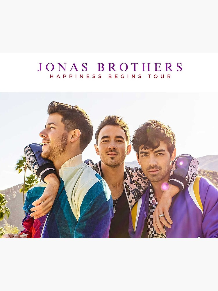Threenas Show Jonas American Tour 2019 by hitettick