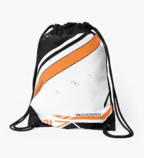 Asiimov Phone Case Drawstring Bag
