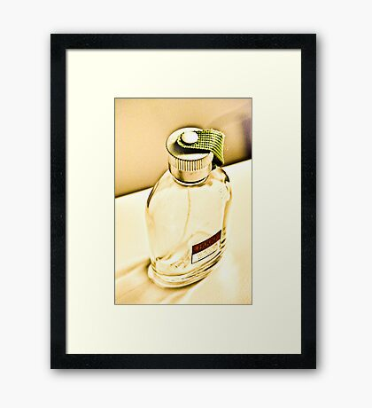 Do I good smell enough?, brother's mentioned: Featured work: 1. Chrome-mafia Group 2. Weekend-photographer group Framed Print