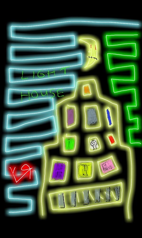 """""""Light House"""" by Richard F. Yates by richardfyates"""