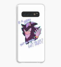 Don't you support gay rights, Shadow? Case/Skin for Samsung Galaxy