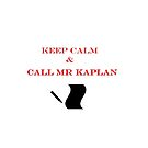 Call Mr Kaplan by CreativeEm