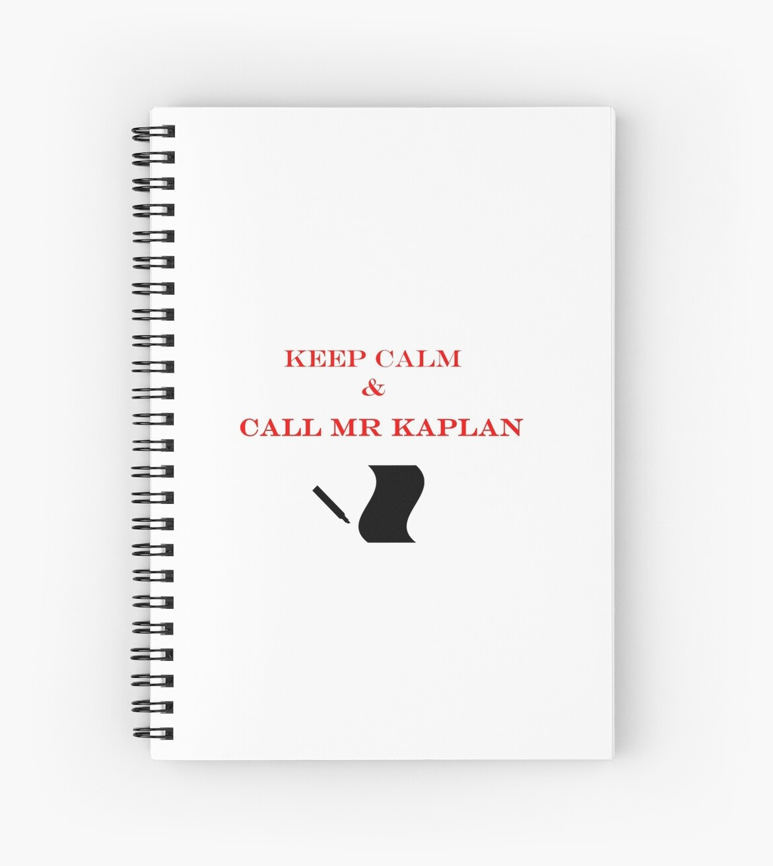 Call Mr Kaplan by CreativeEm
