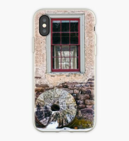 The Prallsville Mill Stone iPhone Case