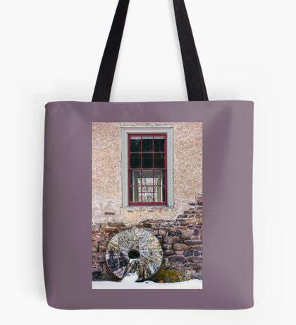The Prallsville Mill Stone Tote Bag