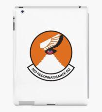 82d Reconnaissance Squadron iPad Case/Skin