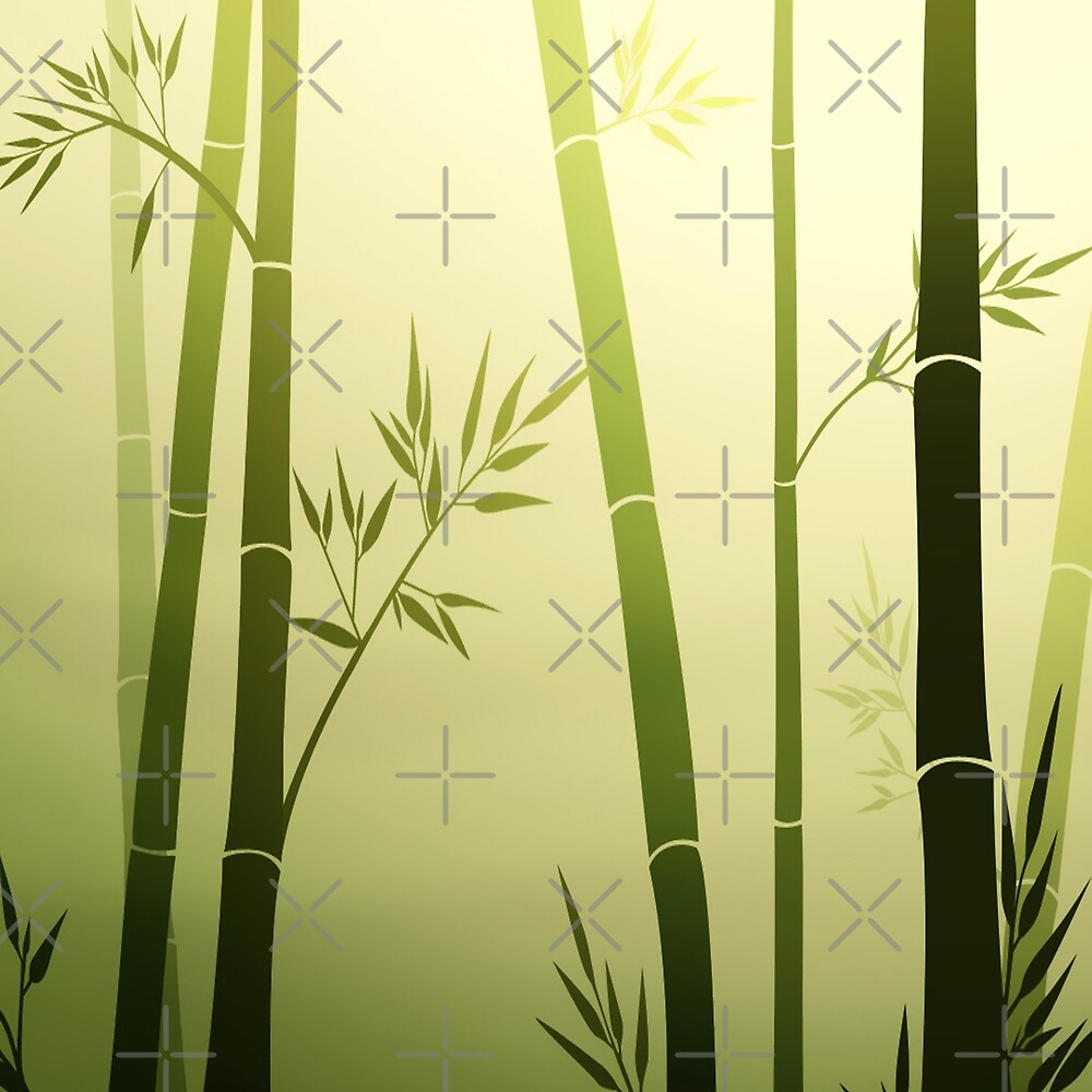 Bamboo 5 by Gypsykiss