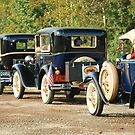 All 30-40's Fords by Betty Maxey