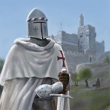 Templar of the Citadel by dashinvaine