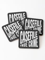 Casefile True Crime – CFTC (Light) Coasters
