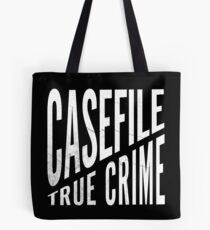 Casefile True Crime – CFTC (Light) Tote Bag