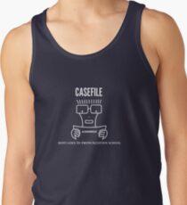 Casefile True Crime – Descendents Tribute (Light) Tank Top