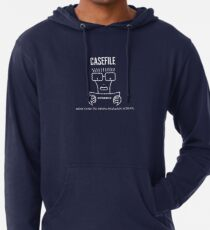 Casefile True Crime – Descendents Tribute (Light) Lightweight Hoodie