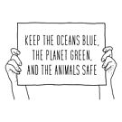 save the planet quote  by pgracew