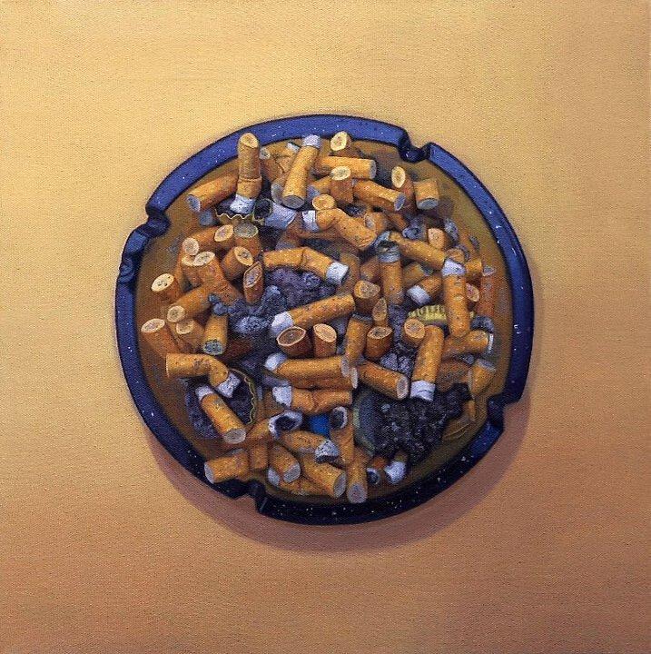 Ashtray  by Juan Luis  San Miguel