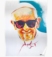 Dope Francis Poster