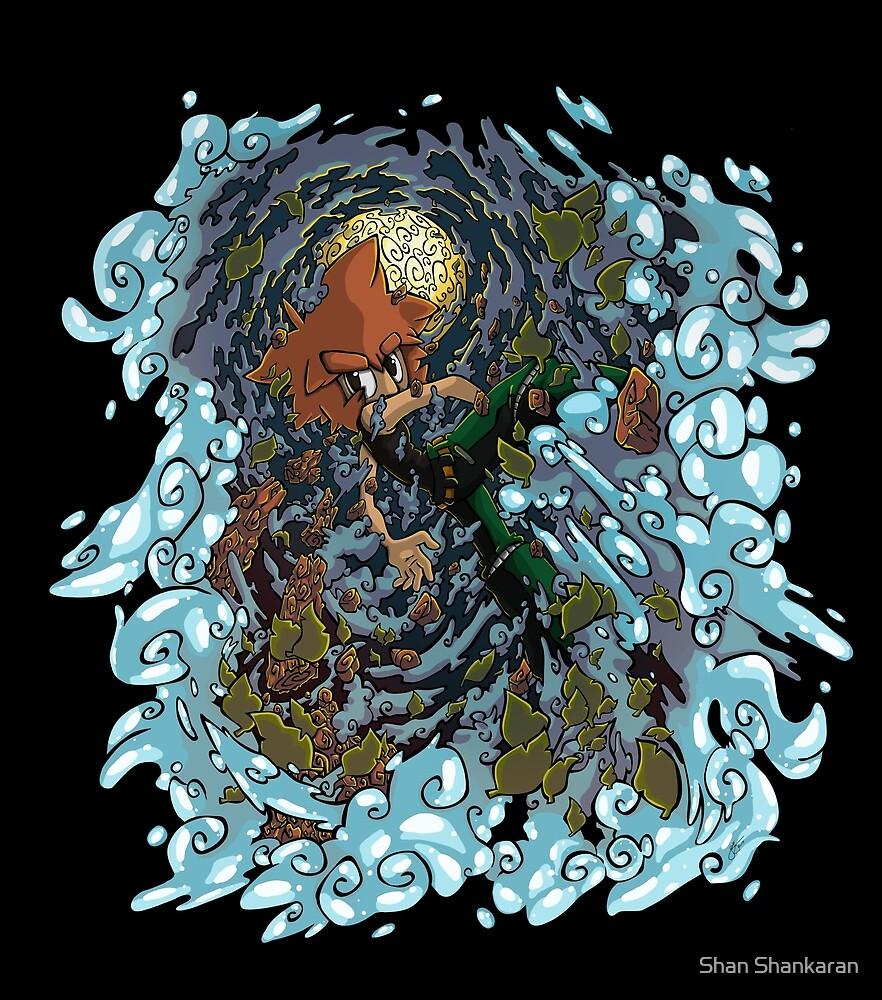 Shadows of the Ecliptic SYE - Original Character by Shan Shankaran