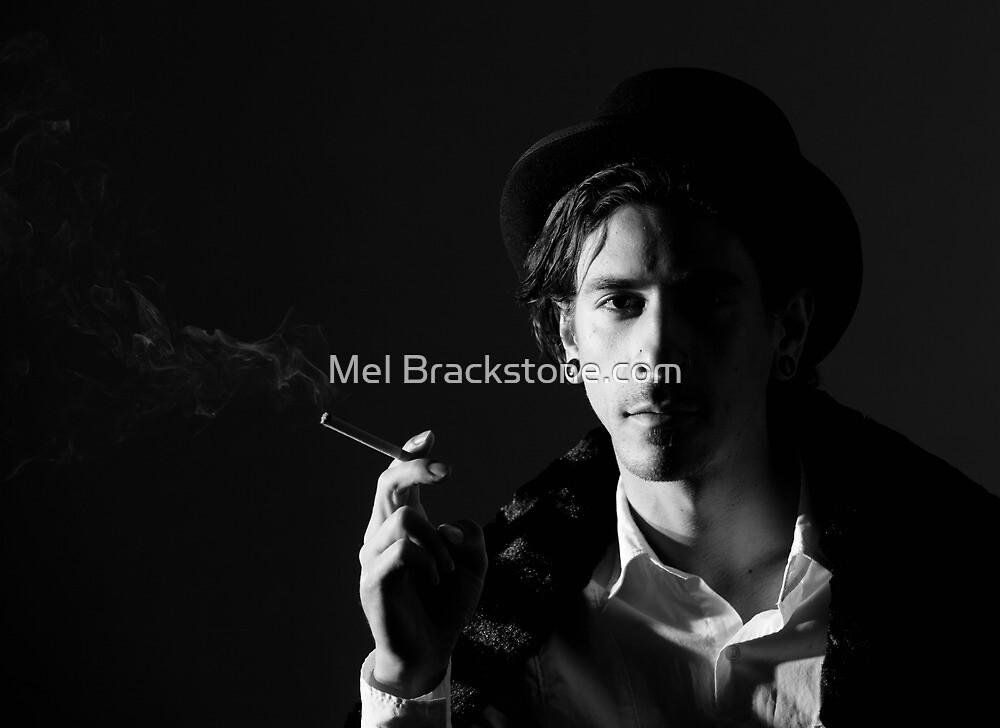 Smoke trails by Mel Brackstone.com