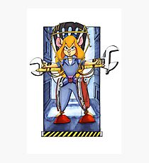 Gadget Ripley Photographic Print