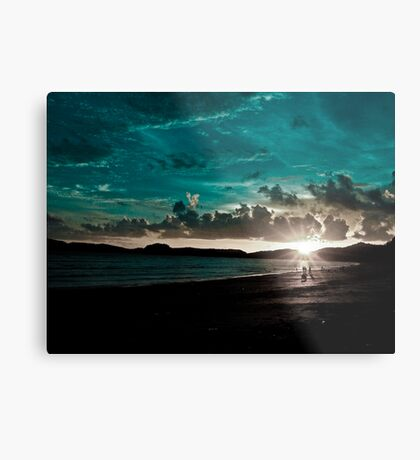 The Beach: On Explore Jan 8,2011, 3 Featured Works: Sold Jan2014 Metal Print