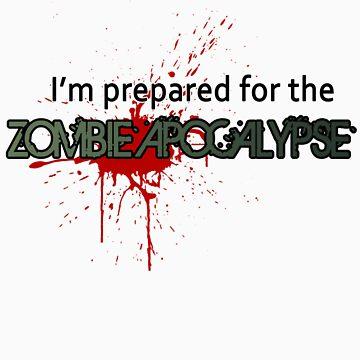 Zombie Apocalypse by Ryadasu