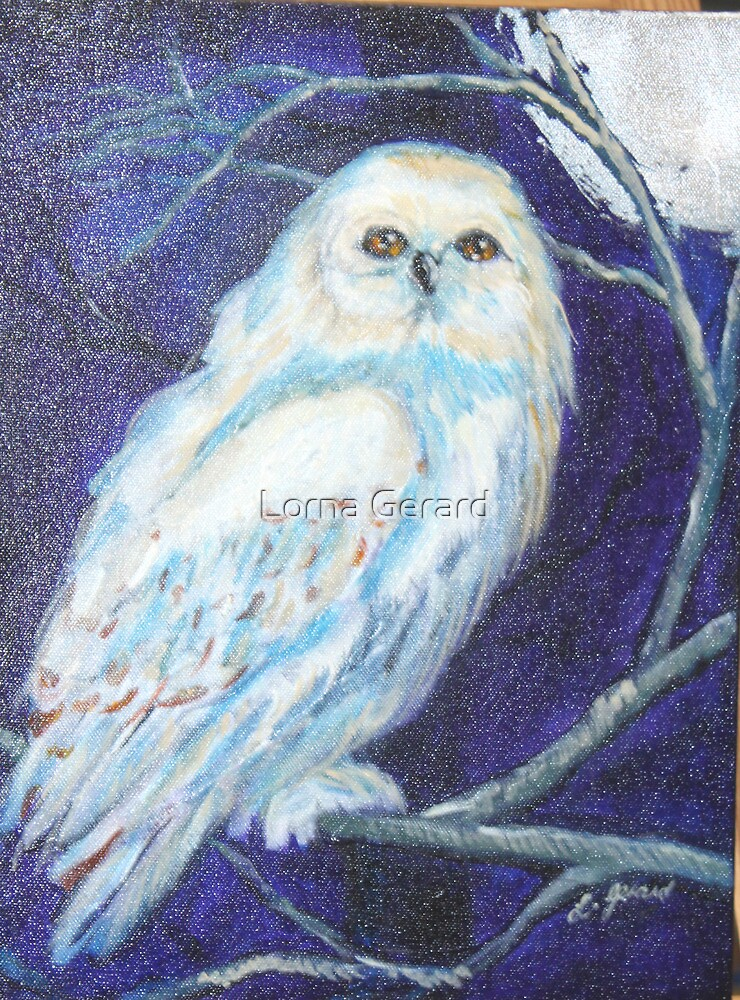 Silent Night, Sacred NIght by Lorna Gerard