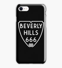 Beverly Hills 666 iPhone Case/Skin