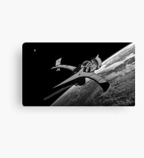 See You Space Cowboy... Canvas Print