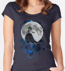 Gardevoir magical night Women's Fitted Scoop T-Shirt