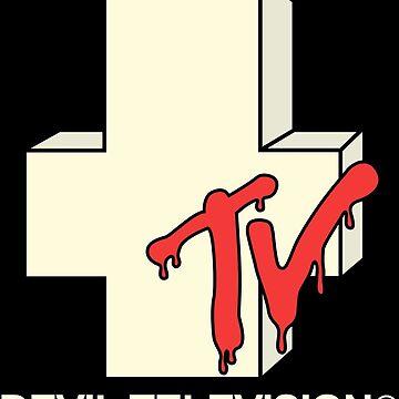 Devil Television by Netliquid