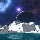 Santorini by AlienVisitor