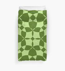 Dark Olive Blanket Duvet Cover