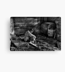 Tell me why Canvas Print