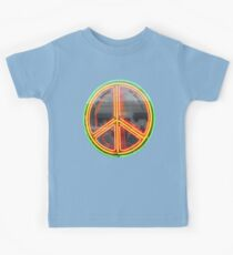 Reflect on Peace Kids Tee