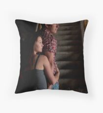 Just the Two of us. Throw Pillow