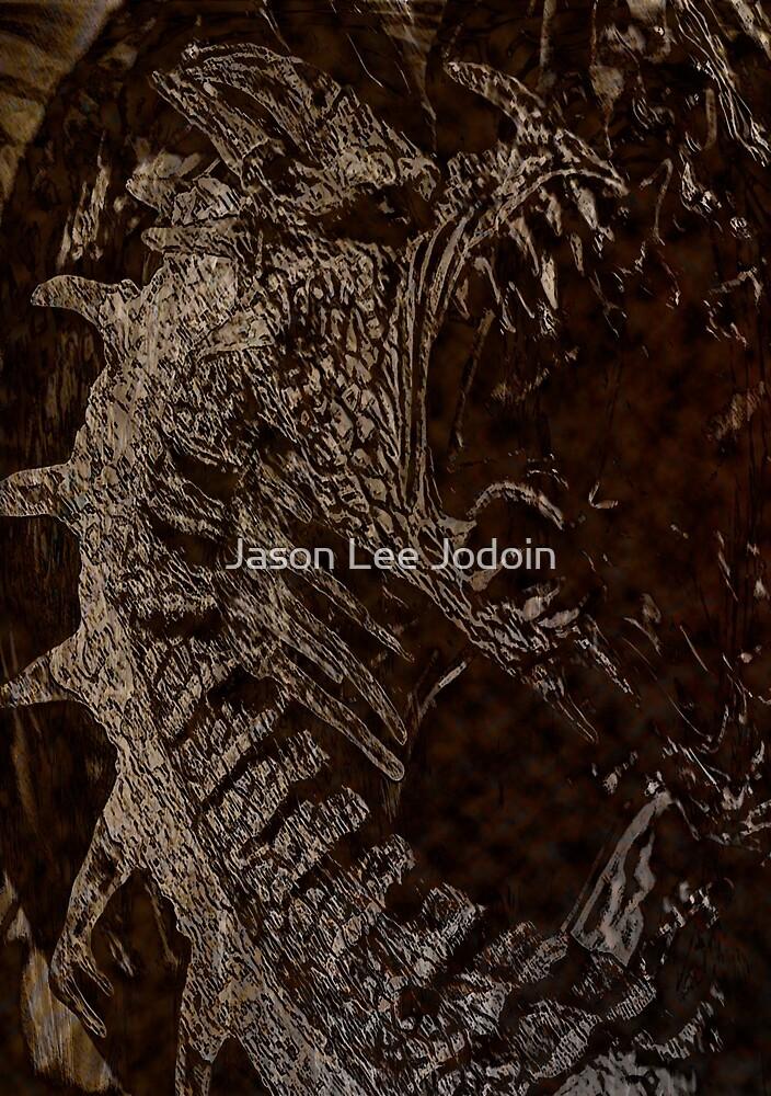 Dragon Sand by Jason Lee Jodoin