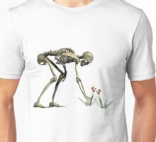 Stop and Smell the Flowers Unisex T-Shirt
