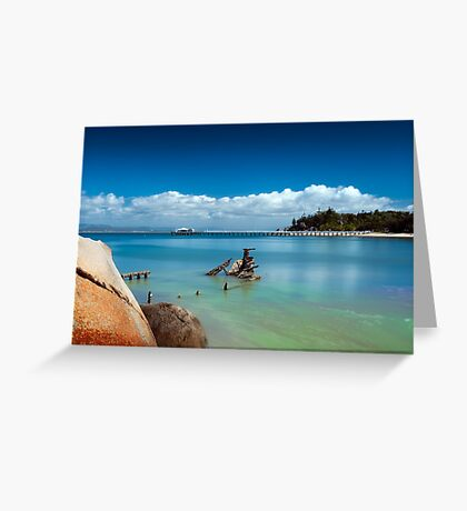 north island greeting cards  redbubble, Greeting card