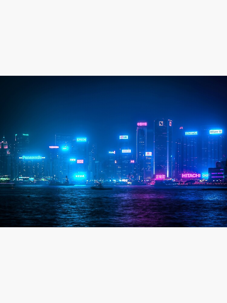 Hong Kong Bay by TokyoLuv