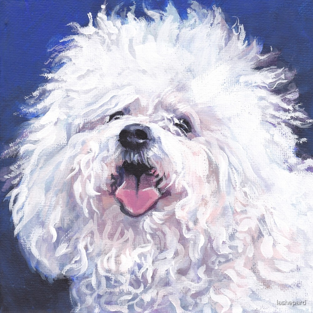 Bolognese Fine Art Painting by lashepard