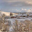 Snowy View by Lynne Morris