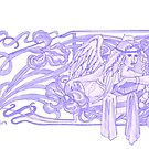 Iris Angel by redqueenself