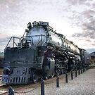 Big Boy of the Rails by Gene Walls