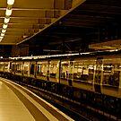 Train Station-  by anihaa