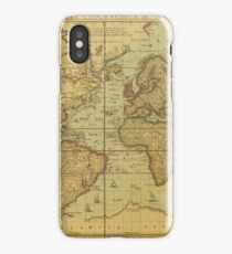 The Old World iPhone Case/Skin